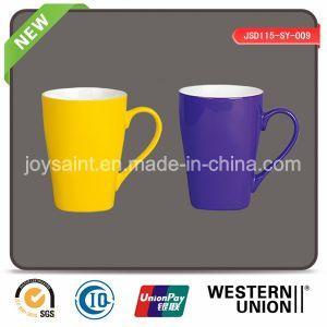 Color Glazed Porcelain Mug (JSD115-SY-009) pictures & photos
