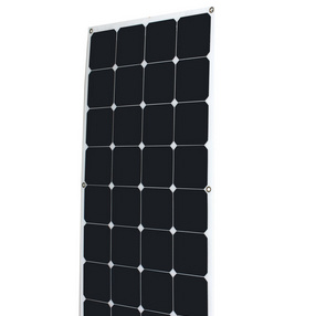 2016 Hot 100W Semi Flexible Solar Panel From China Factory Directly pictures & photos