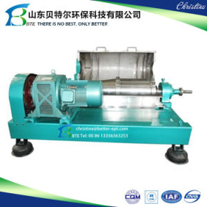 Centrifuge Decanter for Manioc Waste Dewatering pictures & photos