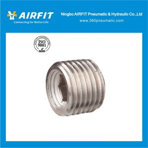109u Plug Countersunk Brass Male Pipe Fittings (IBZ)