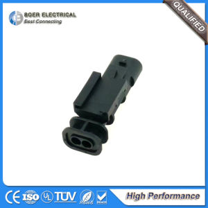 Auto AMP Housing Audi Oxygen Sensor Connector 1-1703498-1 pictures & photos