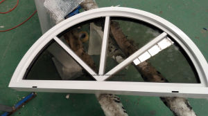 Aluminum Window - Curved Round Window pictures & photos