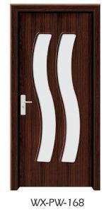 PVC Door (WX-PW-168) pictures & photos