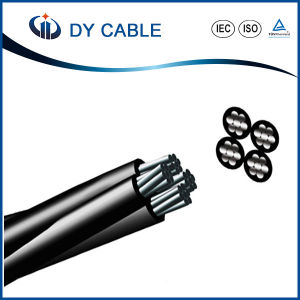 Duplex/Quadruplex/Triplex Aerial Overhead Bundled Cable pictures & photos