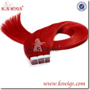 Tape Hair Extension Remy Human Hair pictures & photos