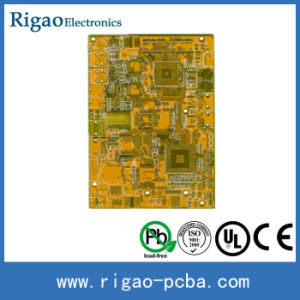 Eight Layers High Density PCB, Professional PCB pictures & photos