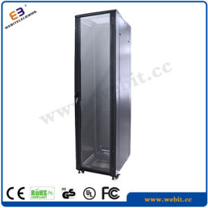 18u Floor Standing Cabinet with Beading Decoration pictures & photos