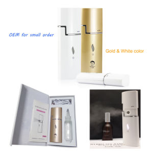 Rechargeable Nano Spray Hydrating Steamer pictures & photos