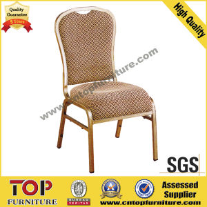 Hotel Aluminum Shaping Sponge Banquet Chair pictures & photos