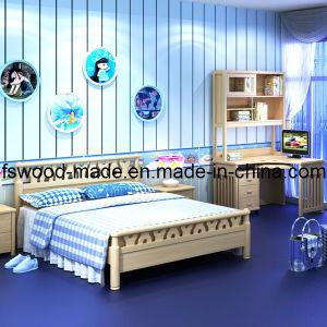 Simply Solid Wood Bedroom (07026)