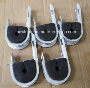 Suspension Clamp for ABC Cable / FTTH Fittings pictures & photos