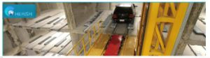Stacker Car Parking with Ce Made in China pictures & photos