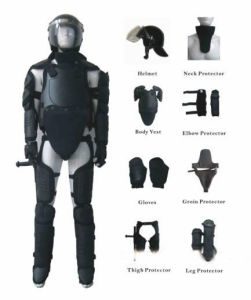 High-Quality Anti-Riot Police Clothing, Protective Equipment pictures & photos