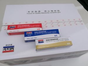 New Import Hi-Temp Silvery RTV Silicone Sealant Gasket