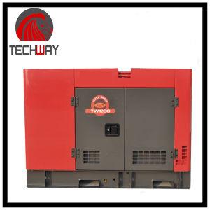 25kVA Three Phase Diesel Generator (TWDG28-3) pictures & photos