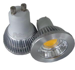 COB LED Bulb Light 3W GU10 pictures & photos