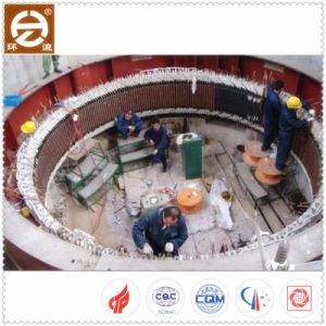 Kaplan Water Turbine /Axial Flow Hydro Turbine Generator with Zzy130-Lh-360 pictures & photos