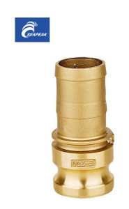 Brass Camlock Coupling Type E pictures & photos