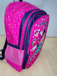 New School Backpack for Girl′s pictures & photos