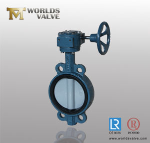Wafer Butterfly Valve Cbf01-Ta01 Series pictures & photos