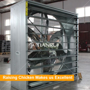 Tianrui Design Air Ventilation System for Battery Cages System pictures & photos