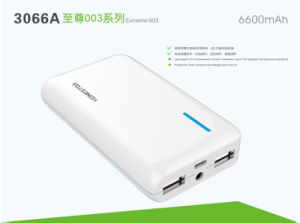 6600mAh Power Bank for Samsung 4s pictures & photos