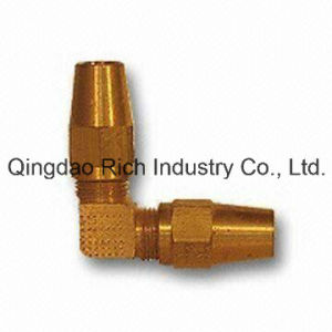 Degree Brass Elbow Fittings Brass Tube Fittings/Aluminium Forged Tubes pictures & photos
