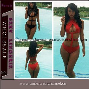 Hot Sale Women Micro Beachwear Push up Bikinis pictures & photos