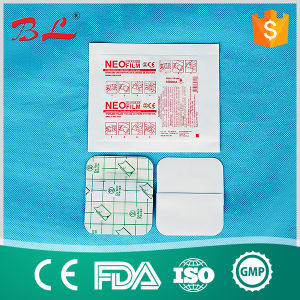 Chinese Manufacturer Medical Wound Dressing/ Non-Woven Wound Dressing pictures & photos
