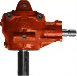 Stright Bevel Reduction Gearbox Used in Agricultural Machinery pictures & photos