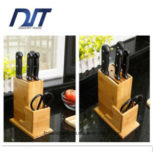 Multifuction Combination Tool Rest Bamboo Knife Frame pictures & photos