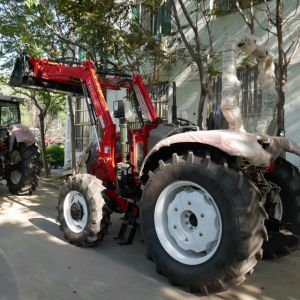 100HP Tractor Front Loader Tractor Loader 4WD Tractor Loader 1004 Tractor Loader pictures & photos
