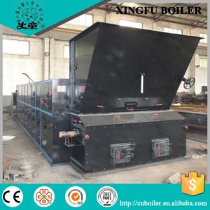 Cosl Fired Boiler -Szl Water Tube Quickly Installed (assembled) Steam Boiler pictures & photos