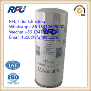 478736 High Quality Oil Filter for Volvo Heavy Duty Vehicles pictures & photos