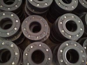 EPDM/NBR/Viton Single Sphere Rubber Expansion Joints Pn16 pictures & photos
