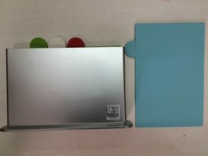 Plastic Kitchenware Cutting Chopping Board Set pictures & photos
