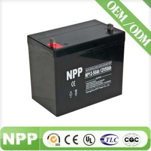 Deep Cycle Battery for Solar Power (12V50ah)