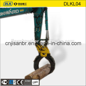 Excavator Small Grapple Suits for Excavator Backhoe pictures & photos
