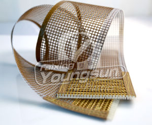 UV Dryer Mesh Conveyor Belt (4MM*4mm 1MM*1mm 2MM*2.5mm 10MM*10mm) pictures & photos
