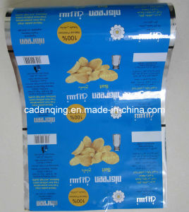 Chips Packaging Film, Packaging Film for Food pictures & photos