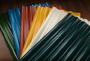 China Building Materials High Quality Corrugated PPGI Steel Roofing Sheet pictures & photos