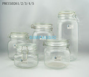 2015 Year China Factory Kitchenware Glass Food Storage for ISO9001 pictures & photos