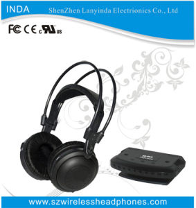 IR Wireless Headset Irh8388 with 3.5mm Jack for TV (IRH8388)