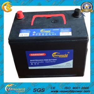 High Quanlity Ns70 Mf JIS Standard 12V65 Ah Car Battery pictures & photos