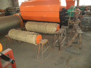 Rct Magnetic Pulley/Drum/Roller for Isolated Ferromagnetic Materials/Sugar/Wood Chip/ Biomass Power Plant pictures & photos