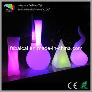 Stylish LED Flower Vase