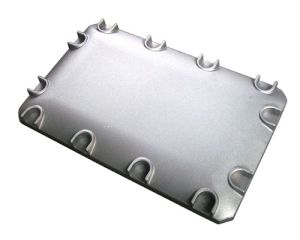 Aluminum Die Casting Electric Box Cover pictures & photos