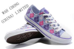 Vulcanized Shoe