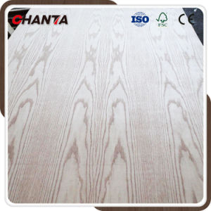 Linyi Manufacturer Natural Wood Veneer Plywood with Fsc Certificate Fancy Plywood pictures & photos
