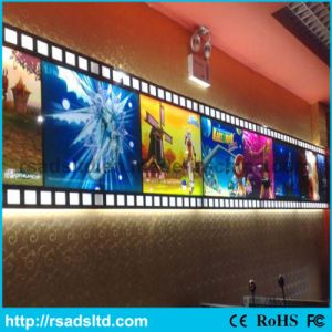 Best Price LED Advertising Acrylic Crystal Slim Light Box pictures & photos